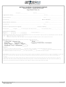 Group Dental / Vision Application