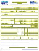 Form Ebd - Member Enrollment Form