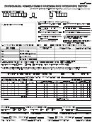 Form Uc-2x - Pennsylvania Unemployment Compensation Correction Report