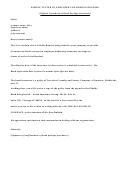 Sample Letter To Employer Confirming Bonding