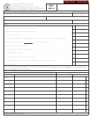 Form Int-5 - Farmer's Cooperative Credit Associations Intangible Property Tax Return - 2007