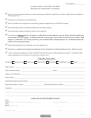 Request For Financial Assistance