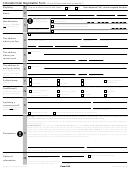 Form 100 - Colorado Voter Registration Form