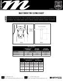 Mastodon Tire Sizing Chart