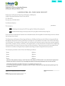 Lubricating Oil Purchase Receipt - California Department Of Resources Recycling And Recovery (calrecycle)