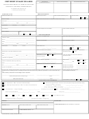 Form Dfs-f2-dwc-1 - First Report Of Injury Or Illness