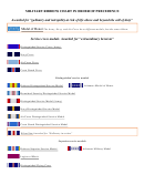 Military Ribbons Chart In Order Of Precedence