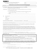 Chkd Form 0764 - Authorization To Use Or Disclose Protected Health Information