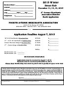 Application Deadline August 7 August 7, 2015