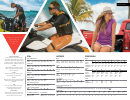 Sizing Chart For Pfds, Wetsuits, Sportswear, Gloves