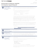 Marketplace Employer Appeal Request Form - U.s. Centers For Medicare And Medicaid Services