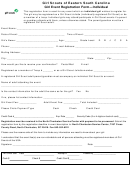 Girl Event Registration Form Individual - Girl Scouts Of Eastern South Carolina