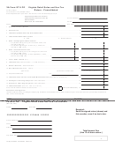 Form St-9 Co - Virginia Retail Sales And Use Tax Return - Consolidated