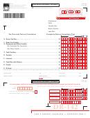 Form Dr-142 - Solid Mineral Severance Tax Return - Florida Department Of Revenue