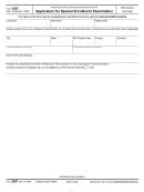 Form 2587 - Application For Special Enrollment Examination - Internal Revenue Service