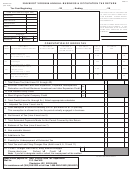 Form Wv/bot-301 - West Virginia Annual Business & Occupation Tax Return - 2004