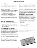 Instructions For Intangible/sales Tax And Use Tax Refund Claims - Florida Department Of Revenue