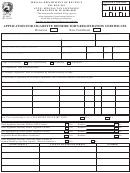 Form Cig - 1a - Application For Cigarette Distributor's Registration Certificate