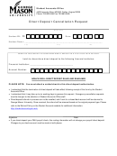 Direct Deposit Cancellation Request - Student Accounts Office
