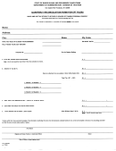 Form T-204r-eft - Quarterly Reconciliation Form For Eft Filers - Rhode Island And Providence Plantations Department Of Administration