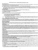 Instructions Fo Form Sc1041 - Fiduciary Income Tax Return - South Carolina Department Of Revenue