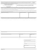 Aphis Form 2047-s - Certificado De Licencia E Inspeccion
