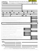 Form 1041n - Nebraska Fiduciary Income Tax Return - 2016