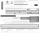 Form Nyc-400 - Declaration Of Estimated Tax By General Corporations - 2000