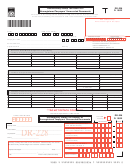 Form Dr-228 - Documentary Stamp Tax Return For Nonregistered Taxpayers' Unrecorded Documents