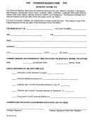 Form Tricota/ext/02 - Municipal Income Tax Extension Request Form - 2002