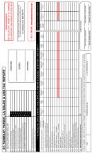 St. Tammany Parish, La Sales & Use Tax Report Form