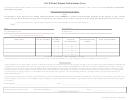 Form 19407 - H-e-b Direct Deposit Authorization Form