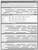 Common Patient Assistance Program Application (hiv)