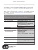 Healthcare Provider Office Information Form - U.s. Department Of Health And Human Services - 2015