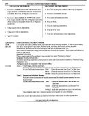Instructions For Form S-1040ez - 1999