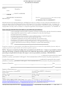 Authorization To Represent - Oregon Tax Court - Magistrate Division