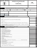 Anejo M Individuo - Ingreso De Profesiones Y Comisiones - Estado Libre Asosiado De Puerto Rico