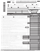 Form Nyc-204 - Unincorporated Business Tax Return - 2010