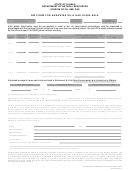 Bid Form For Areawide Oil & Gas Lease Sale - Alaska Department Of Natural Resources