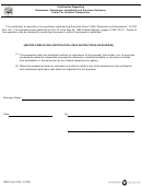 Sba Form 1624 - Certification Regarding Debarment, Suspension, Ineligibility And Voluntary Exclusion Lower Tier Covered Transactions