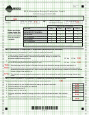Montana Form Aepc - Alternative Energy Production Credit - 2013