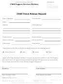 Form Cssd 04-1013 - Cssd Check Reissue Request, Form Cssd 04-0008 - Authorization Form For Visa Debit Card Or Direct Deposit To Bank Account