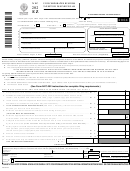 Form Nyc 202 Ez - Unincorporated Business Tax Return For Individuals - 2004