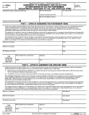 Form 870-l - Agreement To Assessment And Collection Of Deficiencies In Tax For Partnership Adjustments, Additions To Tax, And Affected Items