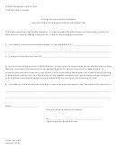 Form Fllc-car - Application For Cancellation Of Registration