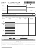 Form 500s - Virginia Small Business Corporation Return Of Income - 2002