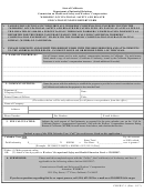 Form Chswc-1 - Workers' Occupational Safety And Health Education Fund Fee Report Form - Department Of Industrial Relations