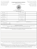 Casework Authorization Form