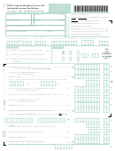 Virginia Resident Form 760 - Individual Income Tax Return - 2002