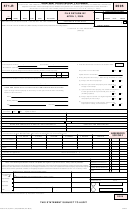 Form 571-r - Apartment House Property Statement - 2005